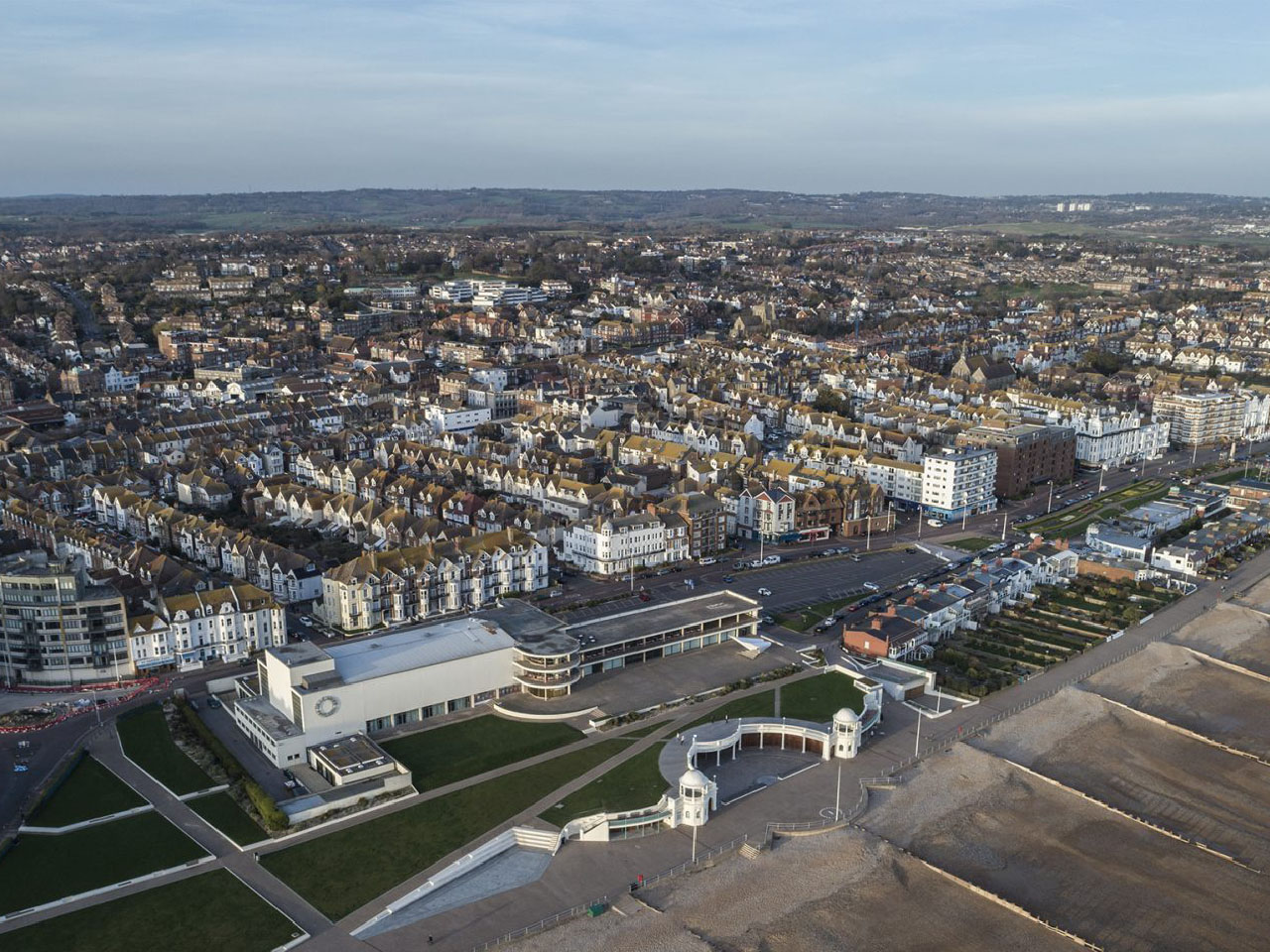 Bexhill-on-Sea & Cooden