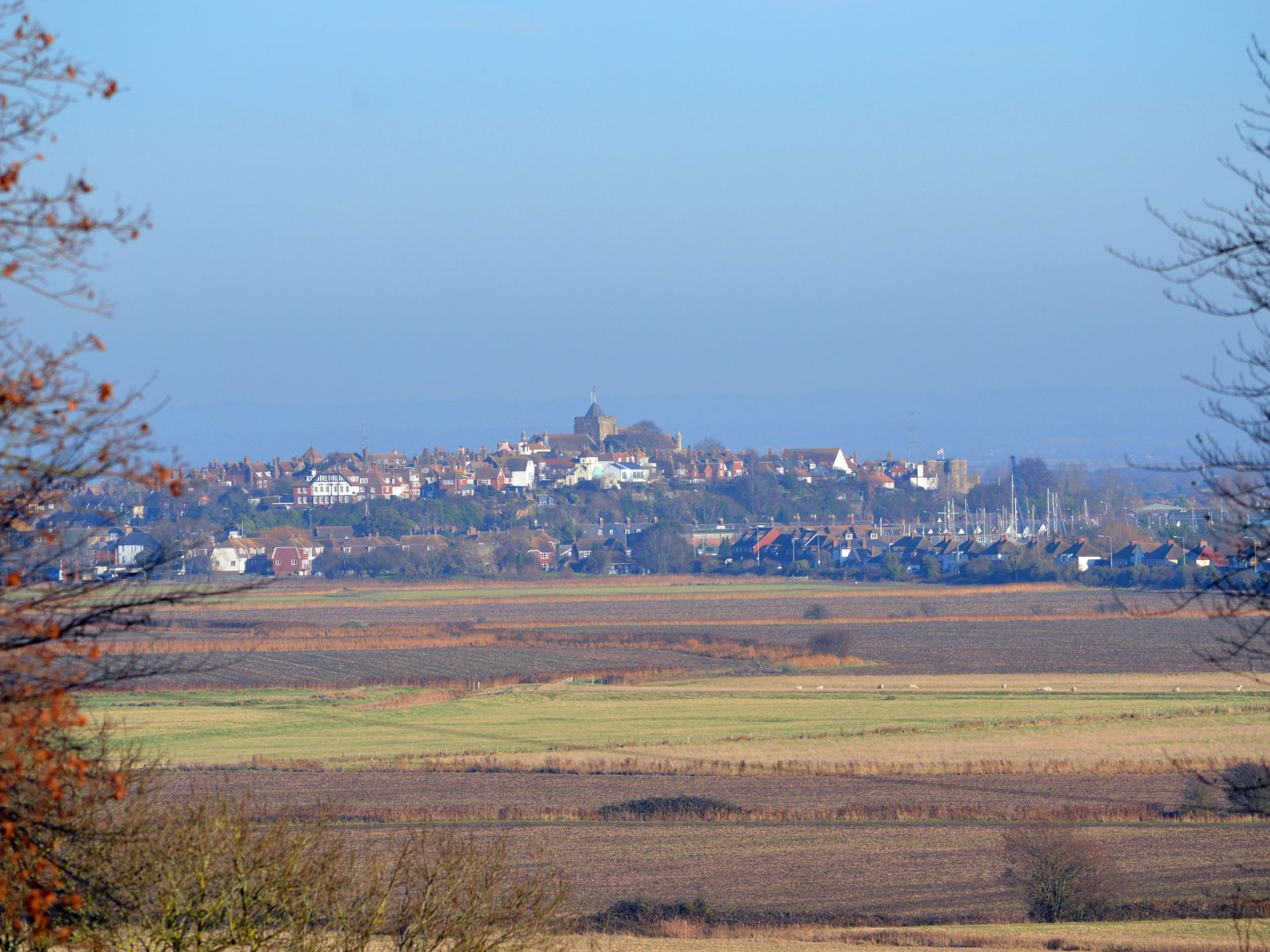 Rye & the Romney Marsh